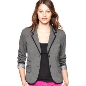 GAP | The Academy Blazer - Dark Heather Grey